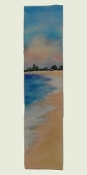 Anne Nye Fused Glass Wall Panels at 7 Artists Key West